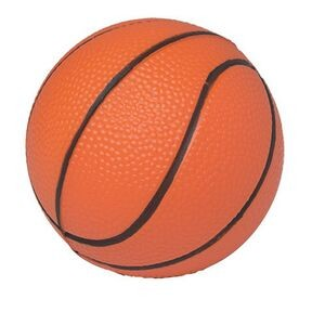 "4.5"" Basketball Stress Reliever"