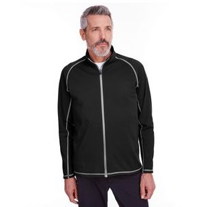 PUMA GOLF Men's Fairway Full-Zip