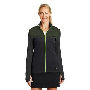 Nike® Golf Therma-FIT™ Hypervis Ladies' 1/2- Zip Cover Up Jacket