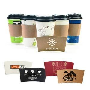 Insulated Paper Cup Sleeve