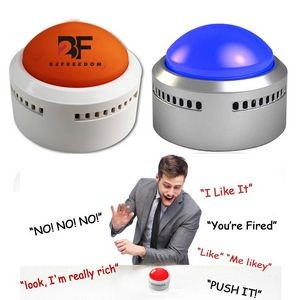 10 Seconds Record Message Push Programmable Sound Buzzer