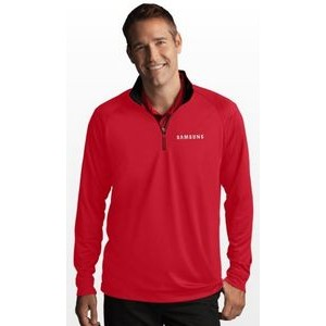 Greg Norman™ Play Dry® 1/4 Zip Performance Mock Sweater