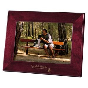 "Howard Miller Rosewood Picture Frame II - 5""x7"" Photo"