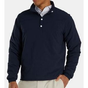 FootJoy® Thermal Mid Layer Pullover (Navy)
