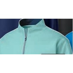 FootJoy® Performance 1/2 Zip Pullover w/Gathered Waist (Mint)