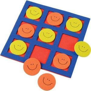 Smiley Face Tic-Tac-Toe Games (Case of 11)